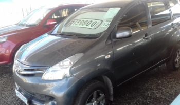 2012 TOYOTA AVANZA 1.5 SX A/T (USED)