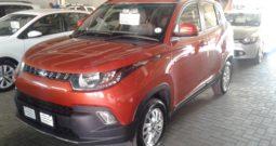 2017 Mahindra KUV 100 1.2 D