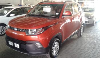 2017 Mahindra KUV 100 1.2 D full